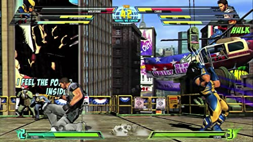 Marvel Vs. Capcom 3: Fate Of Two Worlds: Daily Bugle 2
