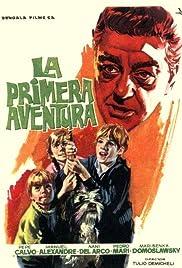 La primera aventura Poster