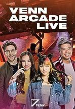 Venn Arcade Live