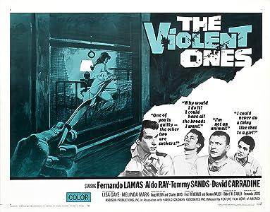 The Violent Ones Lee H. Katzin