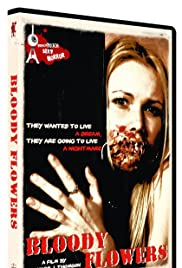 Bloody Flowers Poster