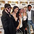 Melayni Gracia, Maddie McCormick, Ed Gage, Theo Bongani Ndyalvane, and Louie Chapman in Timecrafters: The Treasure of Pirate's Cove (2020)