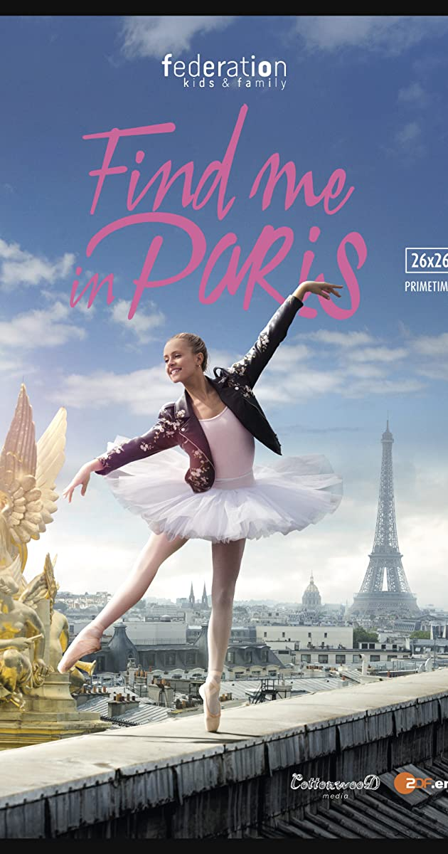 Find Me in Paris (TV Series 2018– ) - IMDb