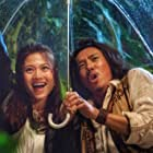 Chrissie Chau and Louis Cheung in Lui wong jong do jeng (2018)