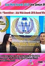 Asia Web Awards 2018