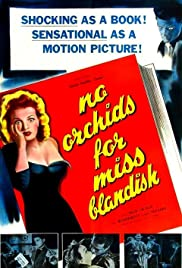 No Orchids for Miss Blandish (1948) 720p