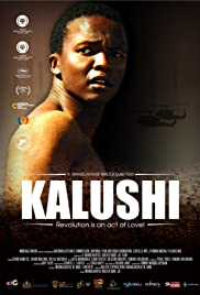 Kalushi: The Story of Solomon Mahlangu Poster