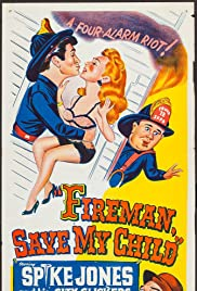 Fireman Save My Child Poster