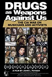 Drugs as Weapons Against Us: The CIA War on Musicians and Activists (2019) 720p