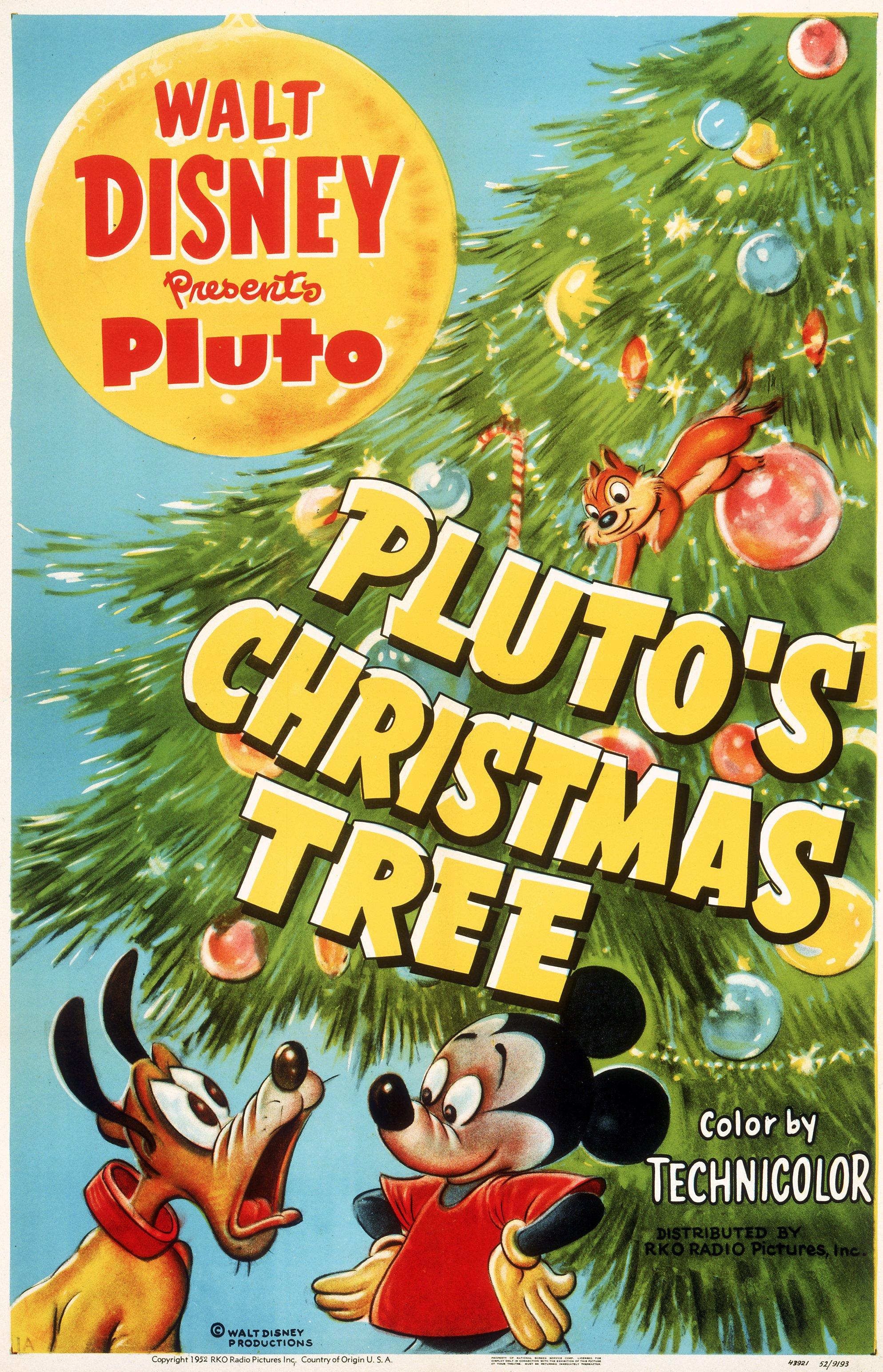 plutos christmas tree 1952 imdb - Mickey Mouse Christmas Movies