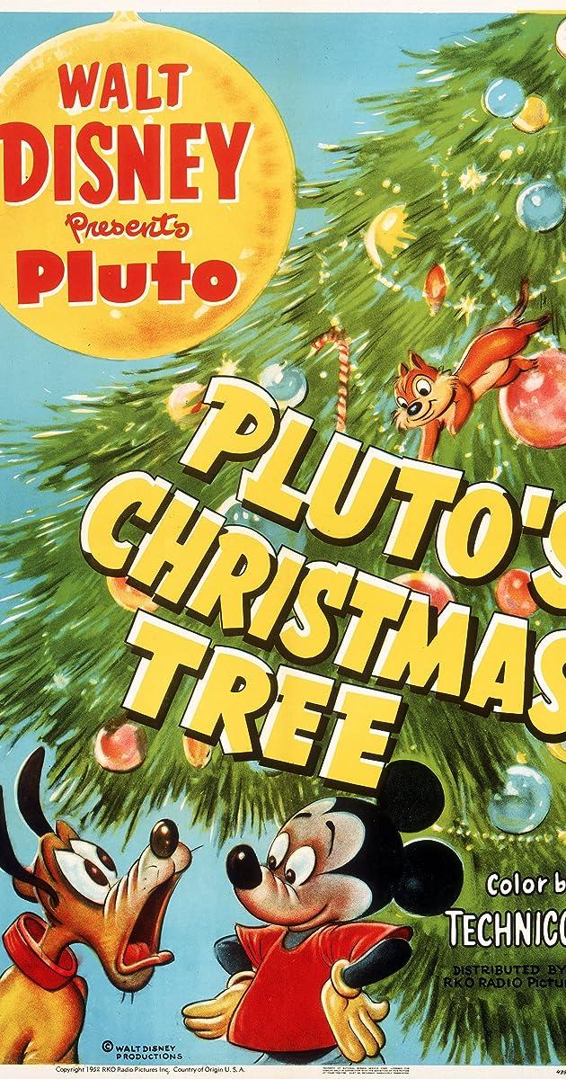 plutos christmas tree 1952 imdb - Christmas Classic Cartoons