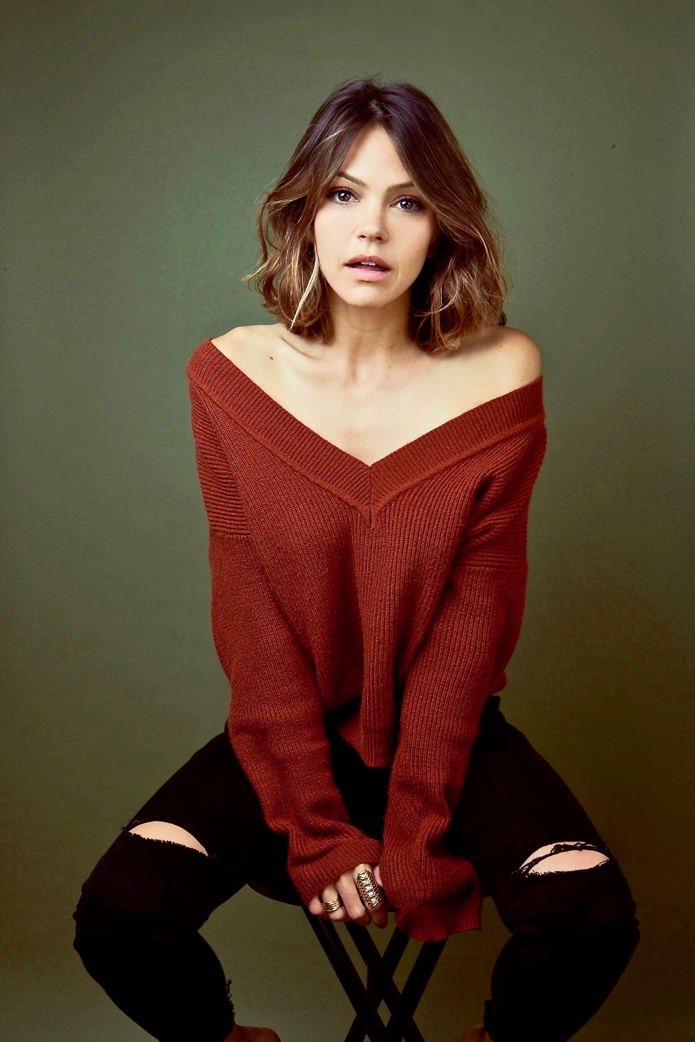 Aimee Teegarden body