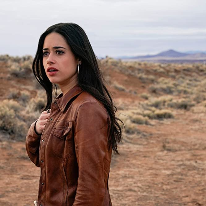 Jeanine Mason in Roswell, New Mexico (2019)