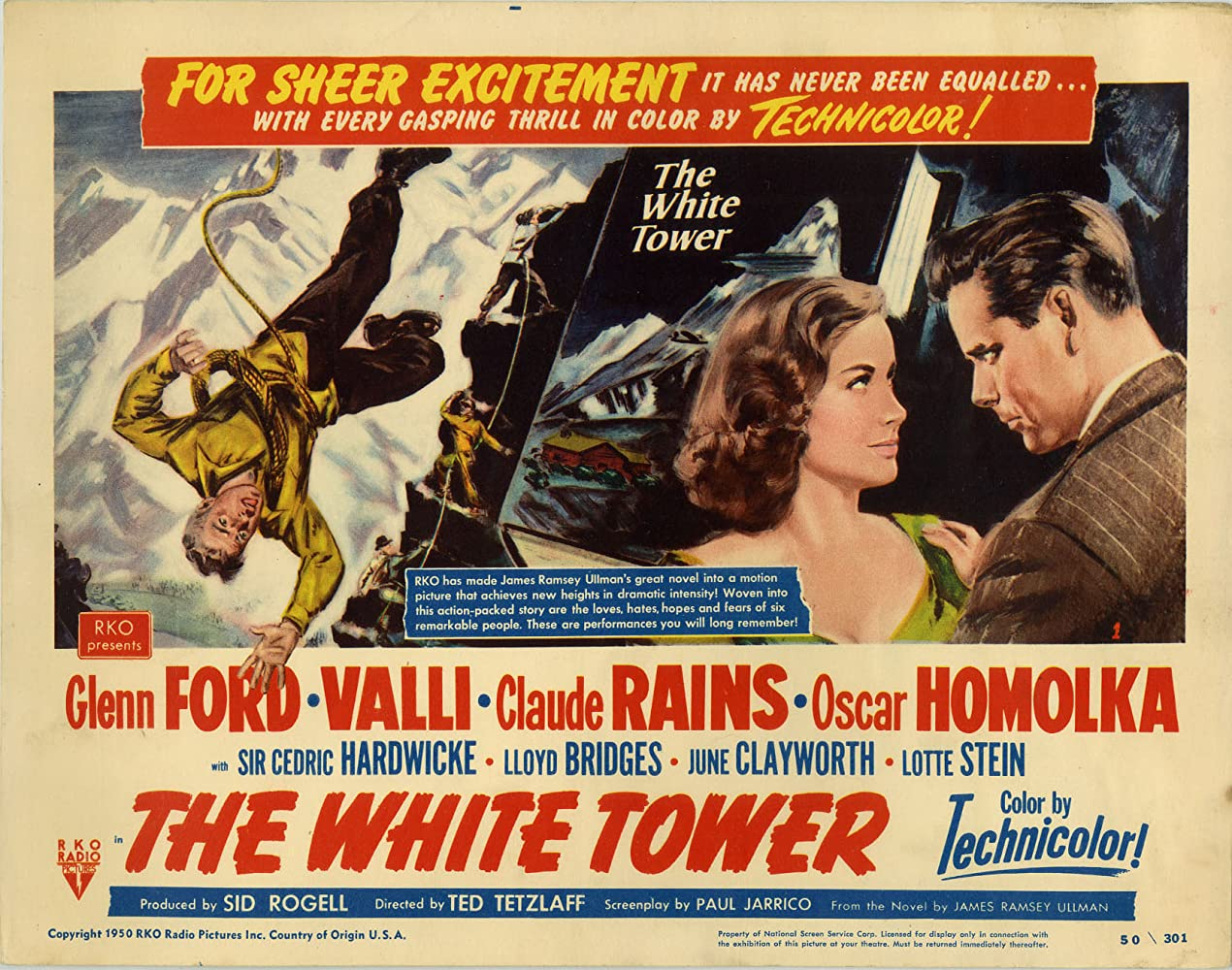 The White Tower (1950)