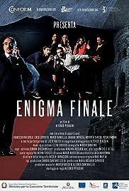Enigma Finale Poster