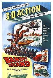 Bandit Island Poster