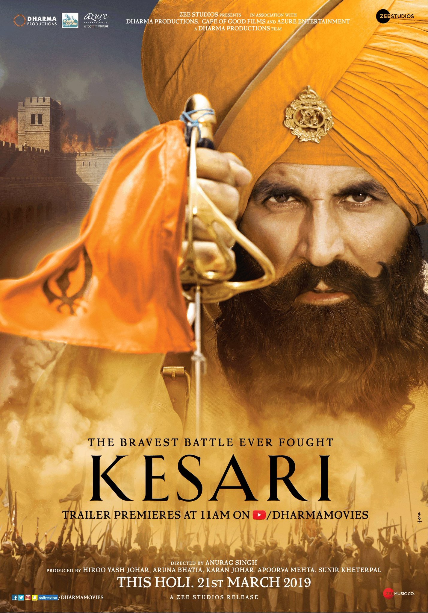 Kesari (2019) - Photo Gallery - IMDb