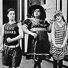 Buster Keaton, Roscoe 'Fatty' Arbuckle, and Alice Lake in Coney Island (1917)