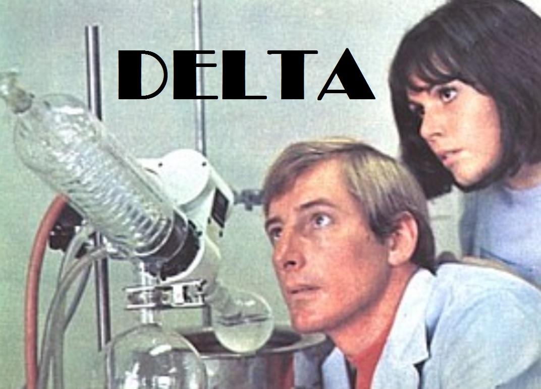 John Gregg and Kirrily Nolan in Delta (1969)