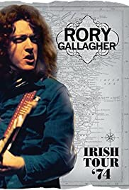 Rory Gallagher: Irish Tour '74 Poster