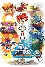 Penn Zero: Part-Time Hero (2014)