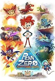 Penn Zero: Part-Time Hero Poster