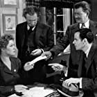 Greer Garson, Felix Bressart, and Marc Lawrence in Blossoms in the Dust (1941)