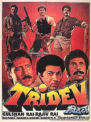 Madhuri Dixit Tridev Movie