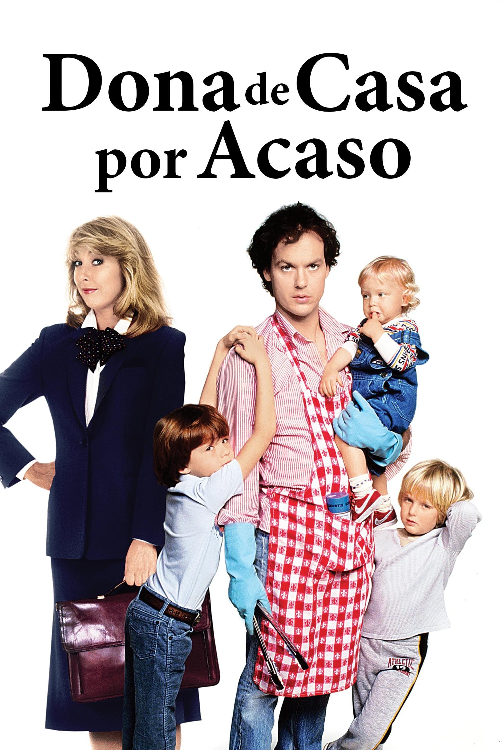 Teri Garr and Michael Keaton in Mr. Mom (1983)