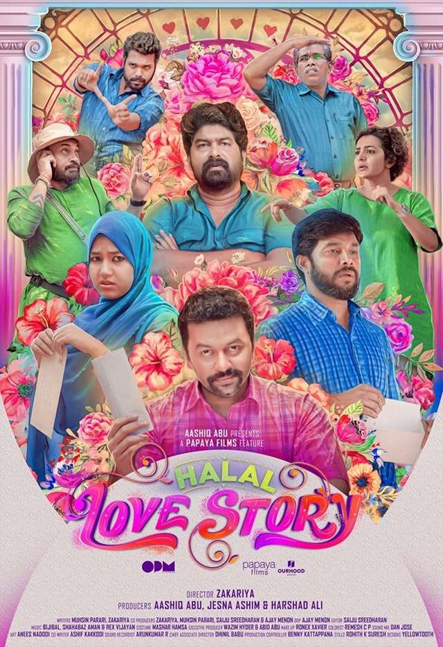 Halal Love Story 2020 Malayalam Movie 720p HDRip 1.4GB ESubs x264 AAC
