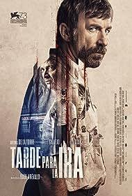 Luis Callejo, Antonio de la Torre, and Ruth Díaz in Tarde para la ira (2016)