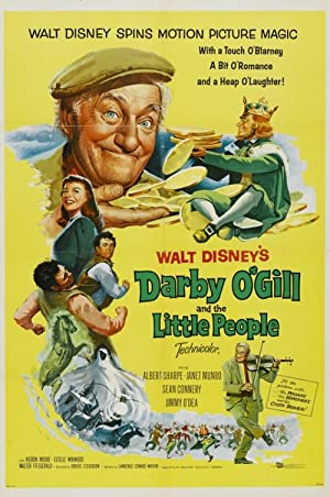 Darby O'Gill and the Little People Poster Image