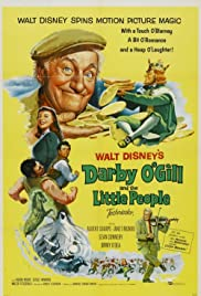 Darby O'Gill and the Little People Poster