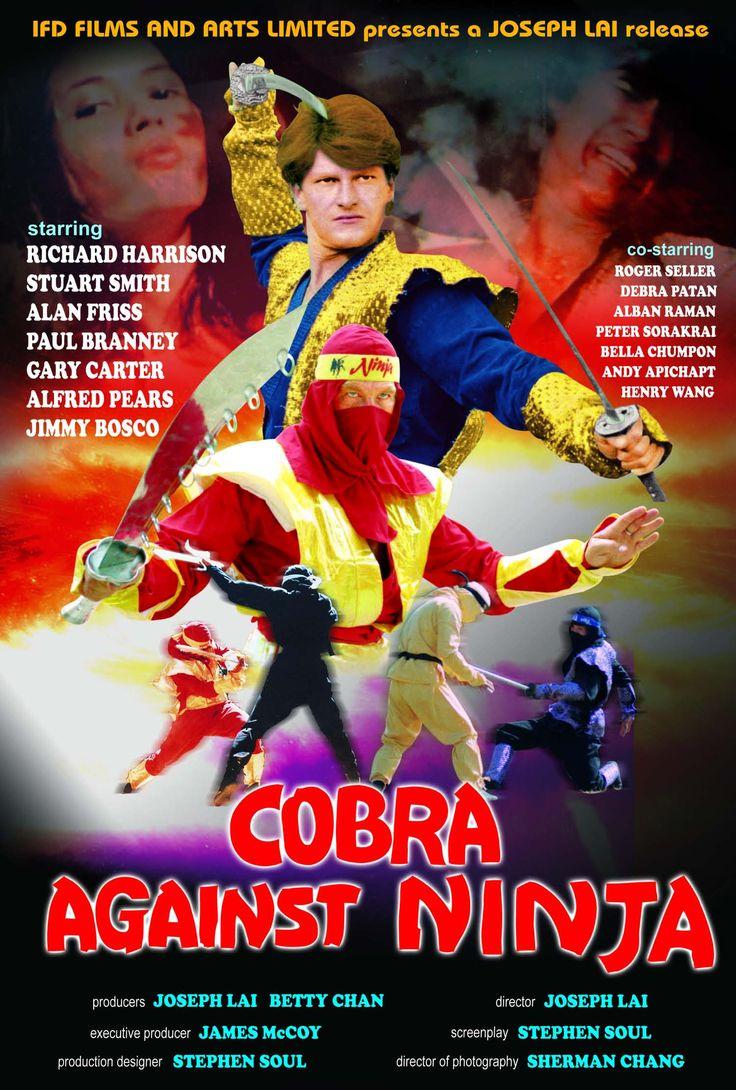 Cobra vs. Ninja ((1987))