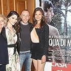 Anita Zagaria, Rossella D'Andrea, Claudia Vismara, and Ciro De Caro at an event for Acqua di marzo (2016)