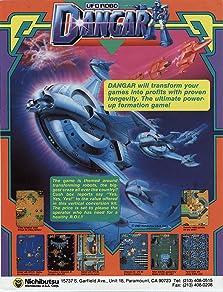 Dangar: UFO Robot (1986 Video Game)