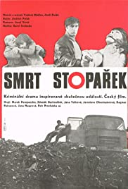 Death of Hitch-Hikers Poster
