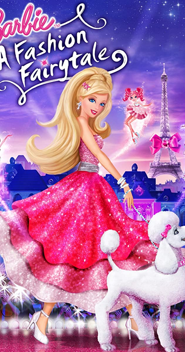 Barbie A Fashion Fairytale Video 2010 Imdb