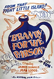 Brandy for the Parson Poster