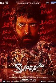 Super 30 (2019) besthdmovies - Hindi Movie DVDScr 700MB 720p ESubs