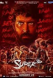 Super 30 Poster