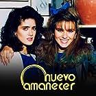 Salma Hayek and Daniela Castro in Un nuevo amanecer (1988)