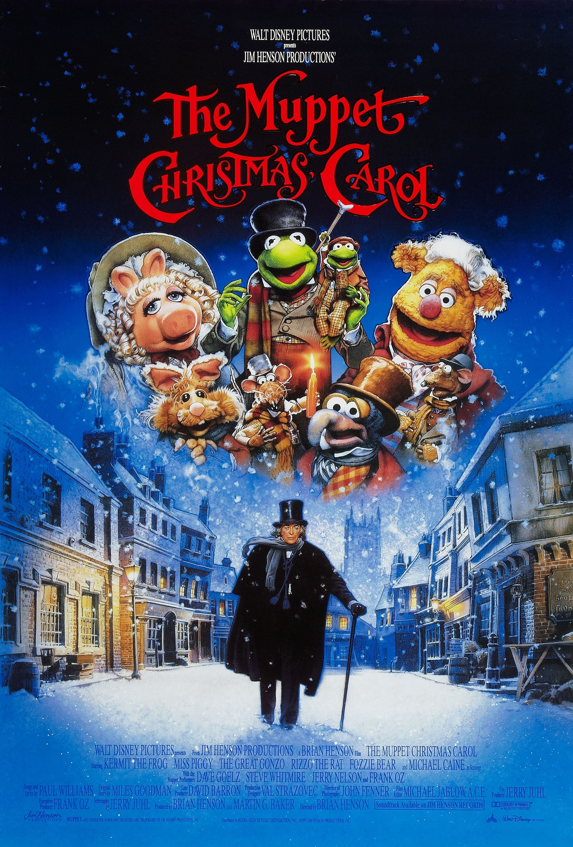 the muppet christmas carol 1992 imdb - Best Christmas Carol Movie