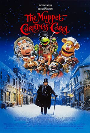 The Muppet Christmas Carol Poster Image