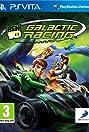 Ben 10 Galactic Racing (2011) Poster