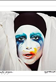 Lady Gaga: Applause Poster
