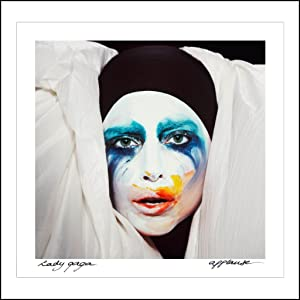 Watching movies television computer Lady Gaga: Applause [720x594]