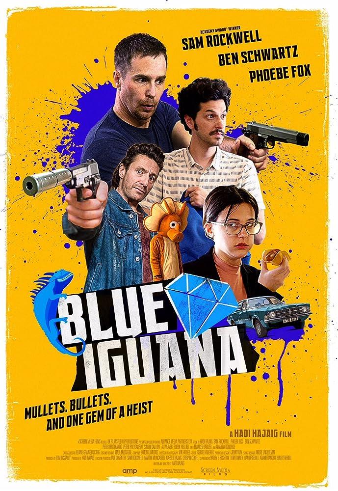 Mėlynoji iguana (2018) online