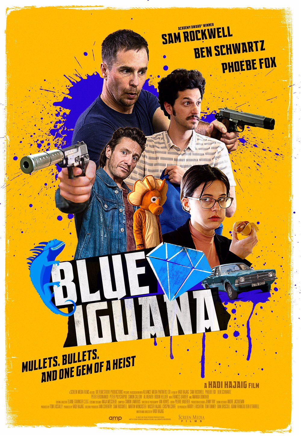 Blue Iguana (2018) BluRay 480p, 720p & 1080p