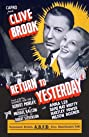 Return to Yesterday (1940) Poster